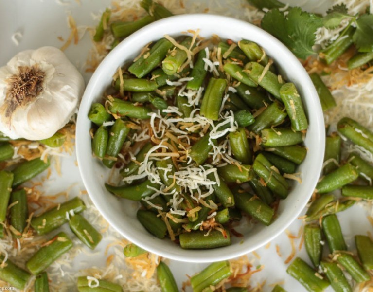 Awakenliving a delicious ethnic food blog with hometried recipes coconut green beans forumfinder Image collections