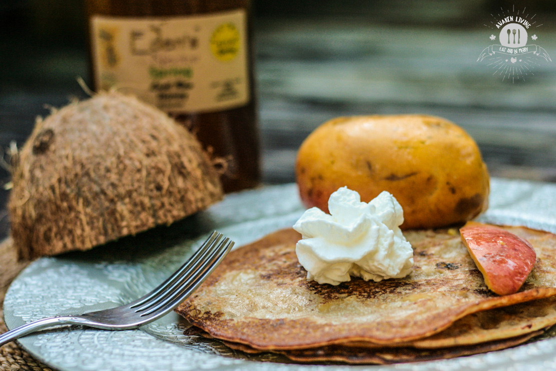Southeast Asian Crêpes With Cane Sugar